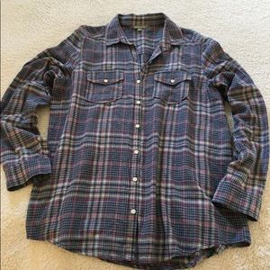 RUBBISH • NORDSTROM • Long Sleeve Flannel